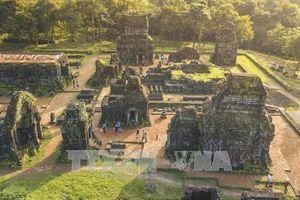 Trùng tu hoàn thiện nhóm tháp K quần thể Di sản Văn hóa thế giới Mỹ Sơn