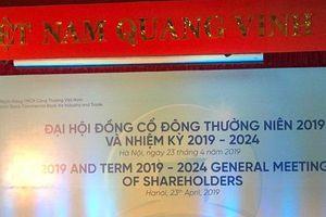 Phó Vụ trưởng Ngân hàng Nhà nước ứng cử vào HĐQT Vietinbank