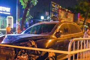 Danh tính tài xế gây tai nạn liên hoàn khiến nữ công nhân chết thảm ở đường Láng