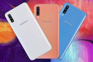 Hé hộ giá bán smartphone 3 camera sau, RAM 6 GB, pin 'trâu' của Samsung ở Việt Nam