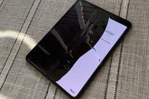 Samsung hoãn ra mắt dòng Galaxy Fold do lỗi màn hình