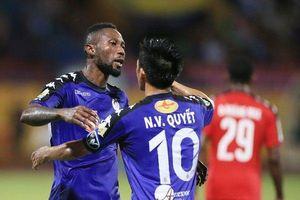 CLB Hà Nội: Nhiều ngoại binh giỏi là khác biệt so với HAGL và V.League