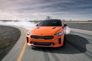 Kia Stinger GTS có giá 44.000 USD tại thị trường Mỹ