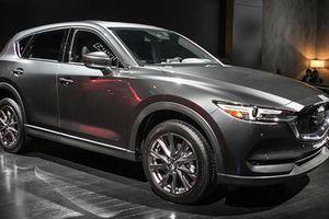 Mazda CX-5 sắp có thêm phiên bản máy dầu