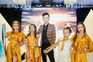 Gần 500 mẫu nhí tham gia Tuần lễ Thời trang trẻ em Quốc tế Việt Nam 2019