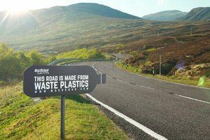 Chuyển hóa gần 4 tấn rác nhựa làm 1km đường nhựa ở Hải Phòng
