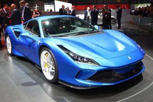 'Siêu ngựa' Ferrari F8 Tributo xuất hiện tại Đông Nam Á