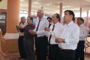 Phú Yên kỷ niệm 115 năm ngày sinh Tổng Bí thư Trần Phú