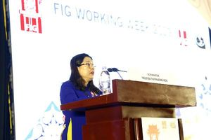 Gần 800 chuyên gia, nhà khoa học tham dự Hội nghị quốc tế về ngành Đo đạc tại Việt Nam
