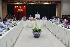 Cần phối hợp chặt chẽ để đảm tiến độ của Sân bay Long Thành