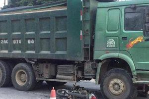 Va chạm xe tải, một người tử vong tại chỗ