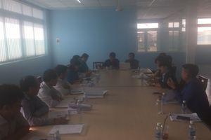Công ty Nông thủy sản xuất khẩu Thuận Phong mong muốn được xây nhà cho công nhân