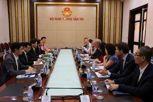 Hy vọng Công ty InfraCo Asia sớm nghiên cứu đầu tư vào lĩnh vực giao thông tại Việt Nam