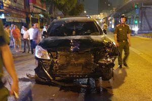 Trong một buổi tối 22/4, ba vụ TNGT kinh hoàng liên tiếp xảy ra khiến 2 người chết