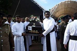 Đánh bom tại Sri Lanka: Bắt 40 nghi phạm