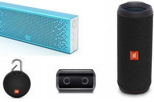 5 mẫu loa di động Bluetooth giá mềm dùng cho mùa hè này