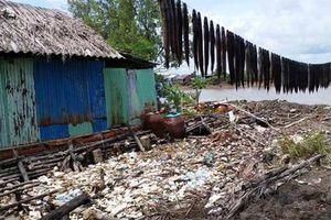 Các dự án xử lý nước thải, rác thải khó thu hút đầu tư PPP