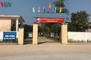 Điều tra vụ học sinh lớp 2 ở Nghệ An nghi bị xâm hại