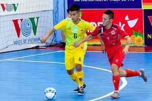 Lượt 4 Futsal HDBank VĐQG 2019: Kardiachain Sài Gòn thua sốc Cao Bằng