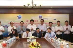 Liên danh PVI, Bảo Việt, MIC ký hợp đồng bảo hiểm hàng không với VNH