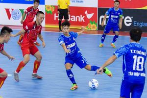 Video trực tiếp Tân Hiệp Hưng vs Sahako FC, giải Futsal VĐQG HDBank2019
