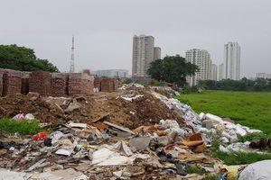 Quản lý chất thải rắn xây dựng tại Hà Nội: Thiếu kiên quyết, khó thành công!