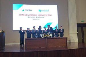 Hòa Bình (HBC) sẽ bán cổ phần giá 23.000 đồng/cổ phiếu cho Hyundai Elevator