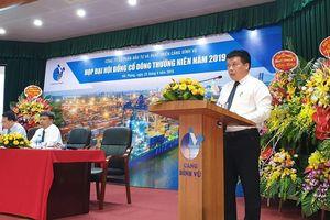 Năm 2019, Cảng Đình Vũ (DVP) đặt mục tiêu doanh thu 650 tỷ đồng