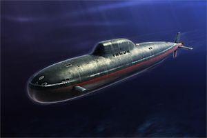 Tàu ngầm hạt nhân Liên Xô chạy nhanh hơn cả ngư lôi từng làm Mỹ run sợ