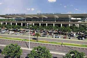 Ô tô đưa đón khách ra vào sân bay sẽ không phải mất phí