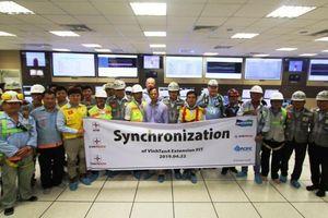 Hòa lưới điện thành công Nhà máy nhiệt điện Vĩnh Tân 4 Mở rộng