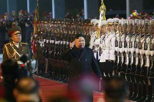 Ông Kim lên tàu bọc thép để tới Nga cho thượng đỉnh với TT Putin