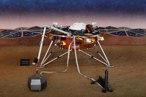 NASA lần đầu phát hiện dấu hiệu 'động đất' trên Sao Hỏa