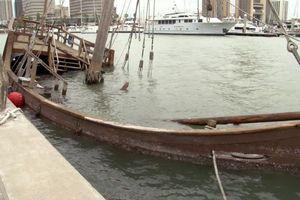 Bản sao cuối cùng của tàu Columbus bị đắm ở Texas
