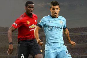 Bảng xếp hạng 5 giải quốc gia hàng đầu châu Âu: MU quyết cản Man City