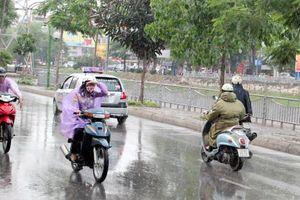 Gió mùa Đông Bắc giải nhiệt Bắc Bộ trong 2 ngày tới, các tỉnh miền núi sẽ mưa lớn