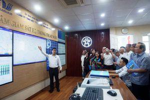 CLB Thăng Long ghi nhận đóng góp của ngành thoát nước Thủ đô