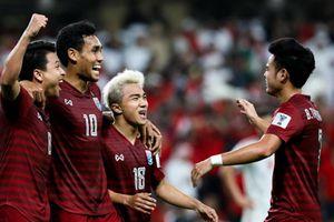 ĐT Thái Lan triệu tập 'bộ tứ siêu đẳng', quyết tranh King's Cup với Việt Nam