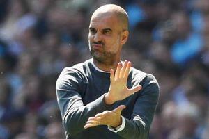Pep Guardiola nói điều bất ngờ về M.U trước trận derby Manchester