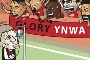 HLV Liverpool đang hiến kế để MU đánh bại MC