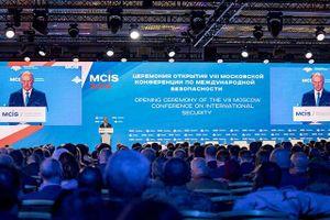 Khai mạc Hội nghị An ninh Quốc tế Moscow lần thứ 8