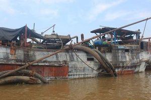 TP HCM quyết trị 'cát tặc'