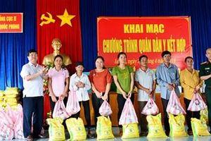 Tổng cục II tổ chức Chương trình 'quân-dân y kết hợp' ở biên giới tỉnh Kon Tum