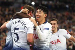 Tottenham đang chơi mùa giải xuất sắc nhất trong lịch sử