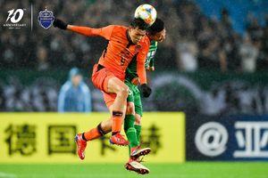 Beijing Guoan – Buriram United 2-0: Supachai tịt ngòi, Xuân Trường chạm bóng 15 lần trong 20 phút
