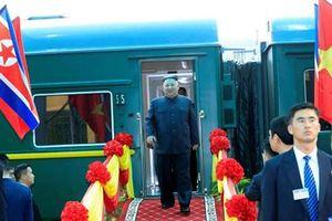 Chủ tịch Triều Tiên Kim Jong-un từng công du nước nào?