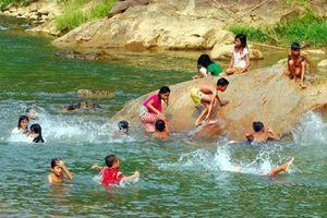 GV phải dành 3-5 phút cuối buổi khuyến cáo học sinh tránh đuối nước