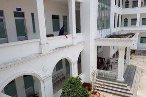 Vụ người đàn ông nhảy lầu tự tử tại trụ sở công an: Công an huyện lên tiếng