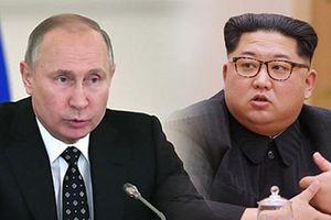 Ông Putin đề xuất hồi sinh các cuộc đàm phán 6 bên về vấn đề hạt nhân Triều Tiên