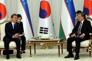 Tổng thống Hàn Quốc Moon Jae-in thăm Trung Á: 7 ngày, 3 quốc gia, 1 chính sách